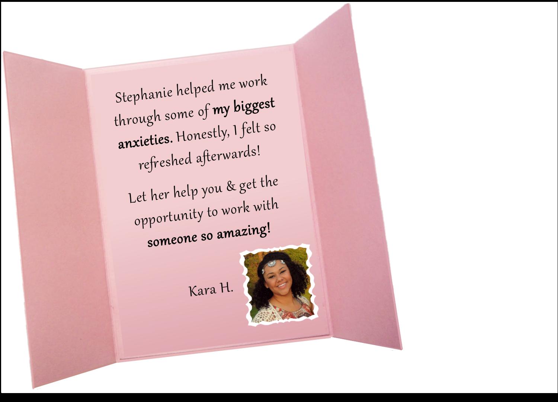 Stephanie Lillian Testimonials