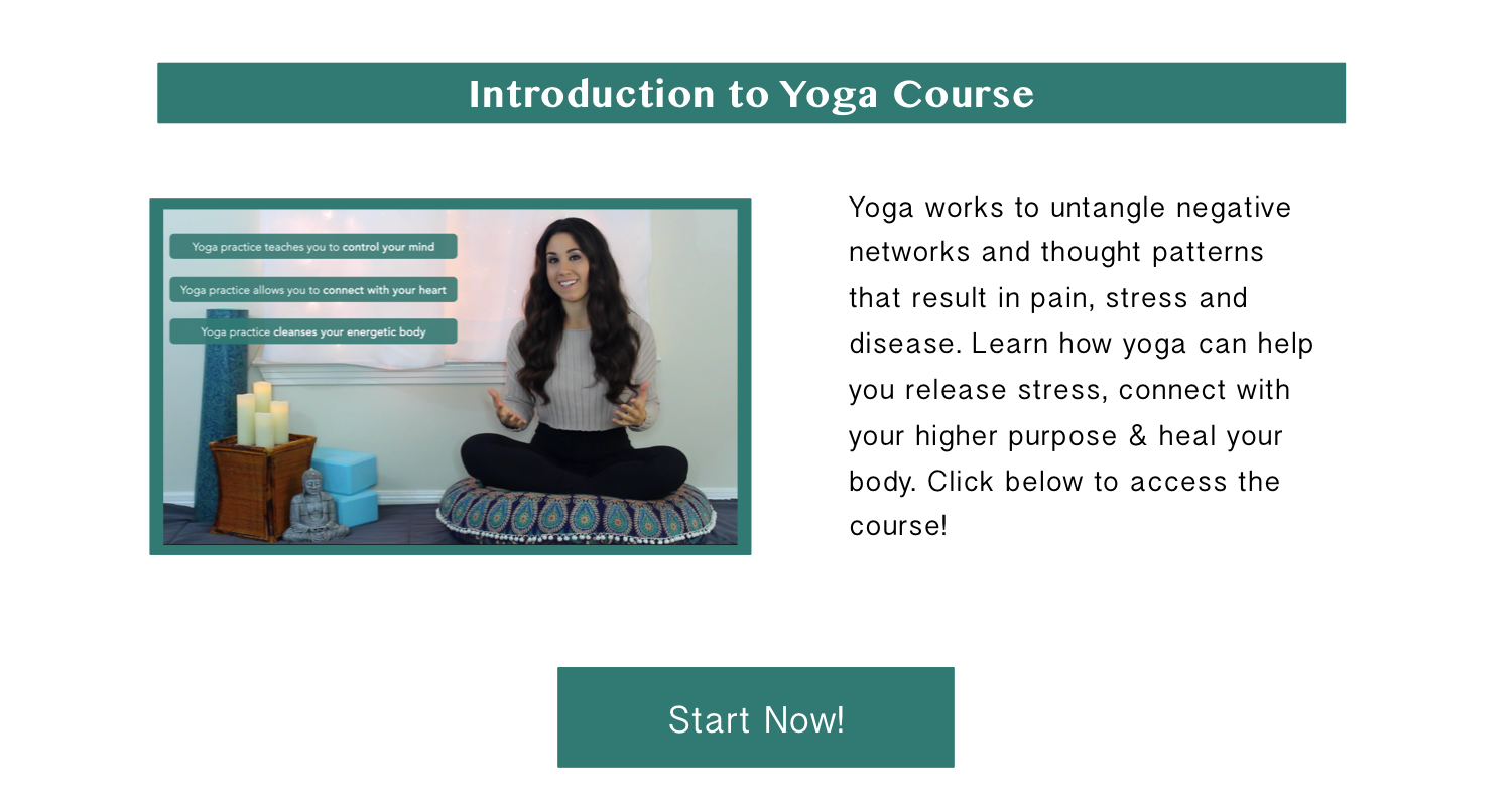 Intro to Yoga Course