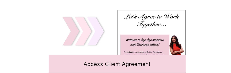 Access Client Agreement