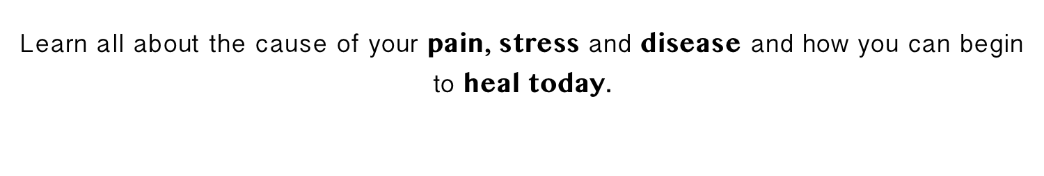 Learn how to heal today