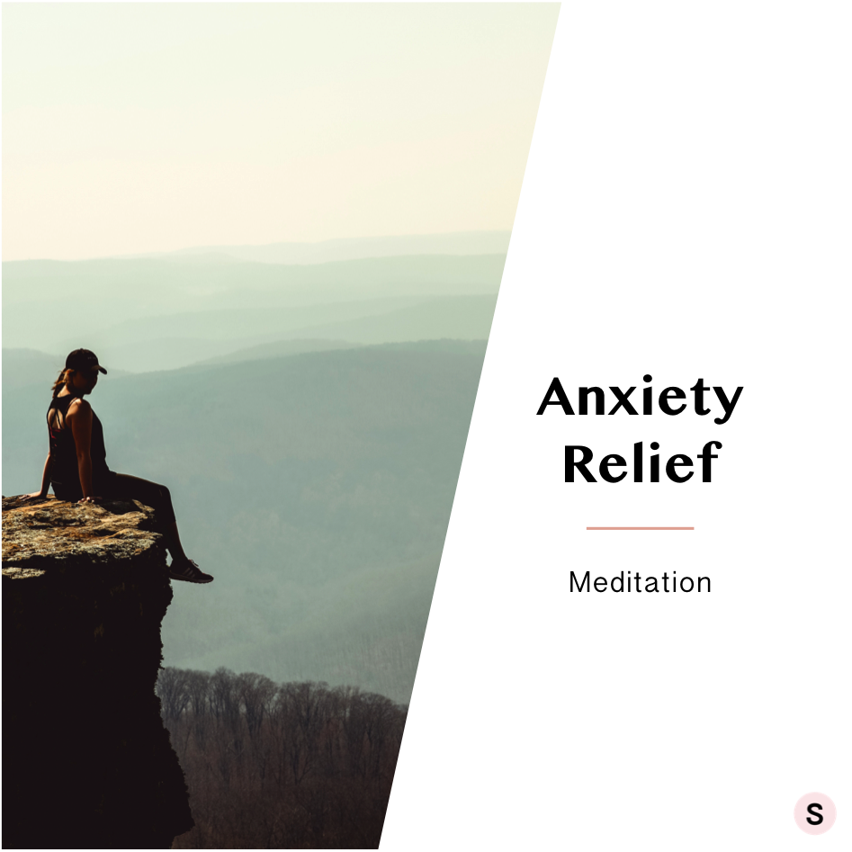10 Minute Meditation for Anxiety