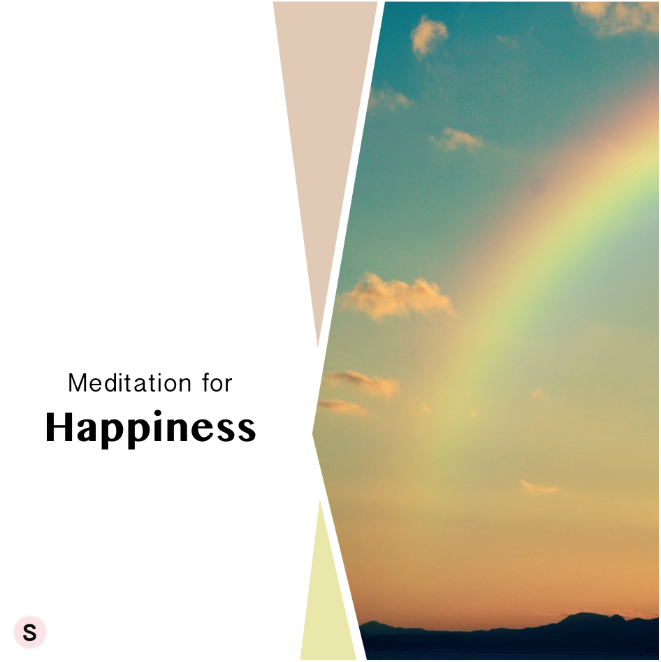 Happiness Meditation: Let's Get Happy!