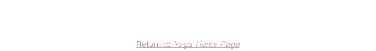 Return to Meditations Home Page