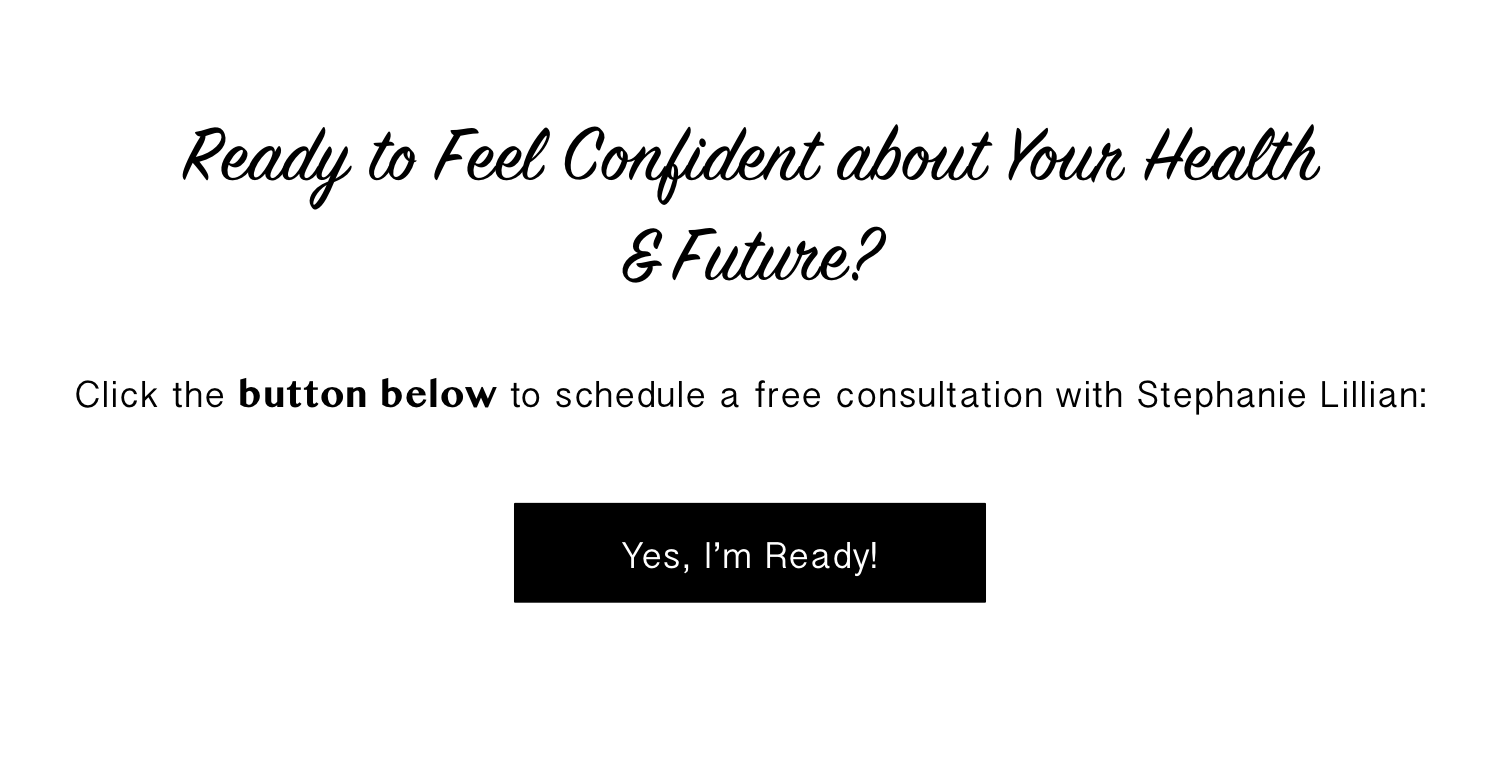 Feel Confident About Your Health