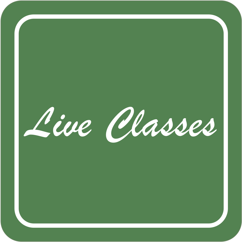 Live Classes with Stephanie Lillian!