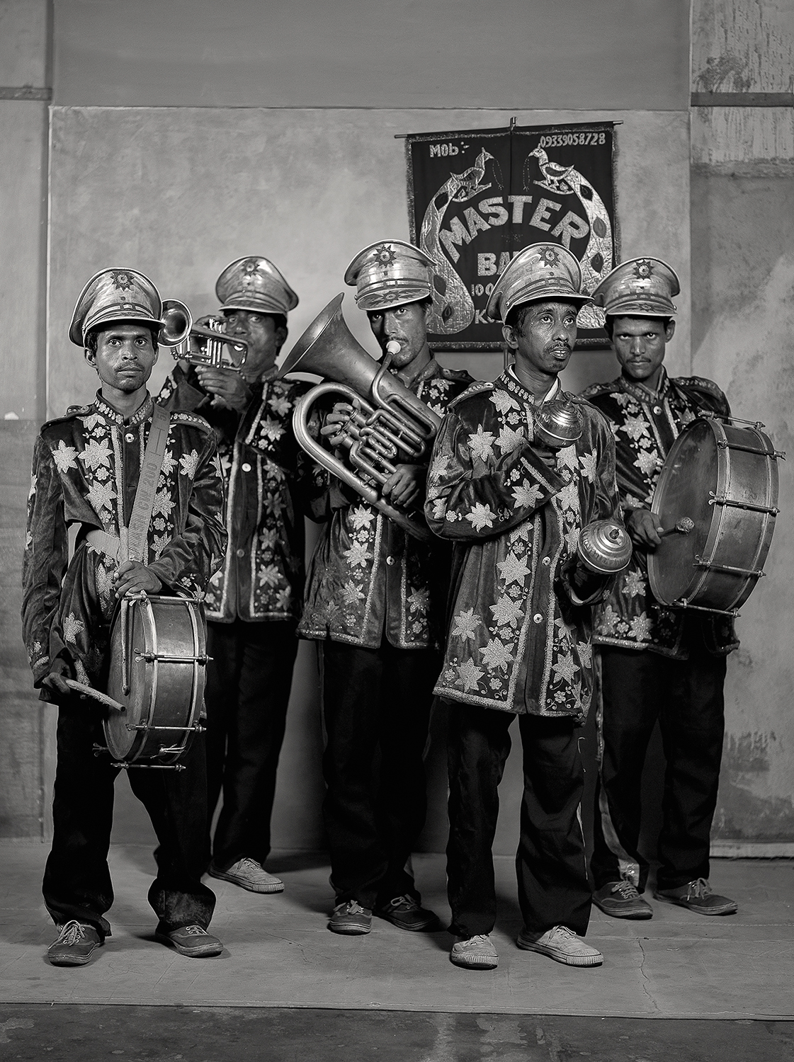 - Master Band-Party Boys, $6 on Assignment2011Archival pigment print22 x 17 inches