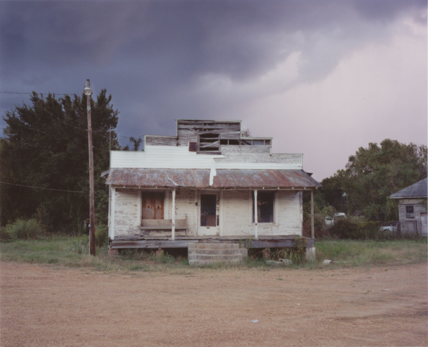 - Savage, Mississippi2012Chromogenic print16 x 20 inches
