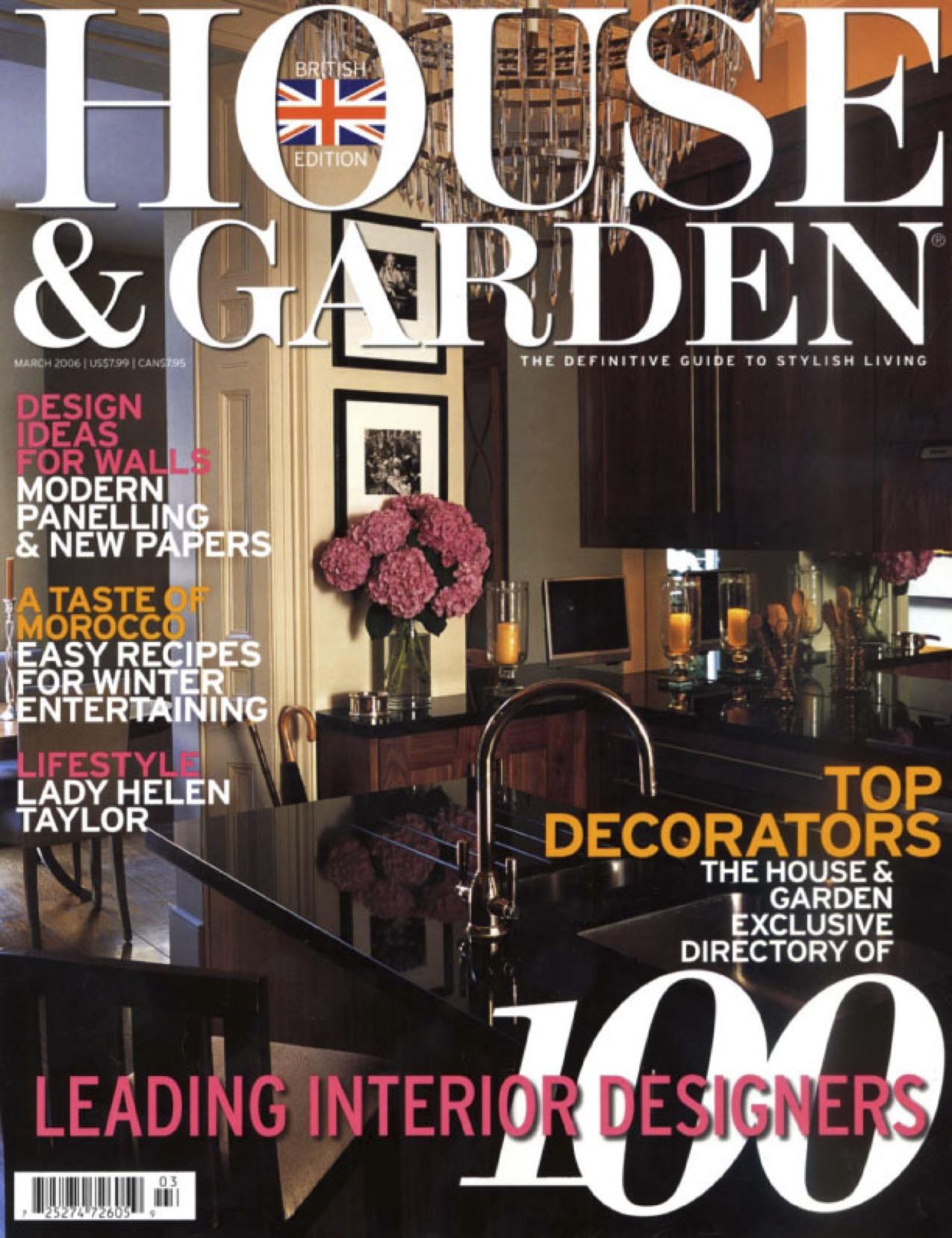 House & garden  Napa Residence