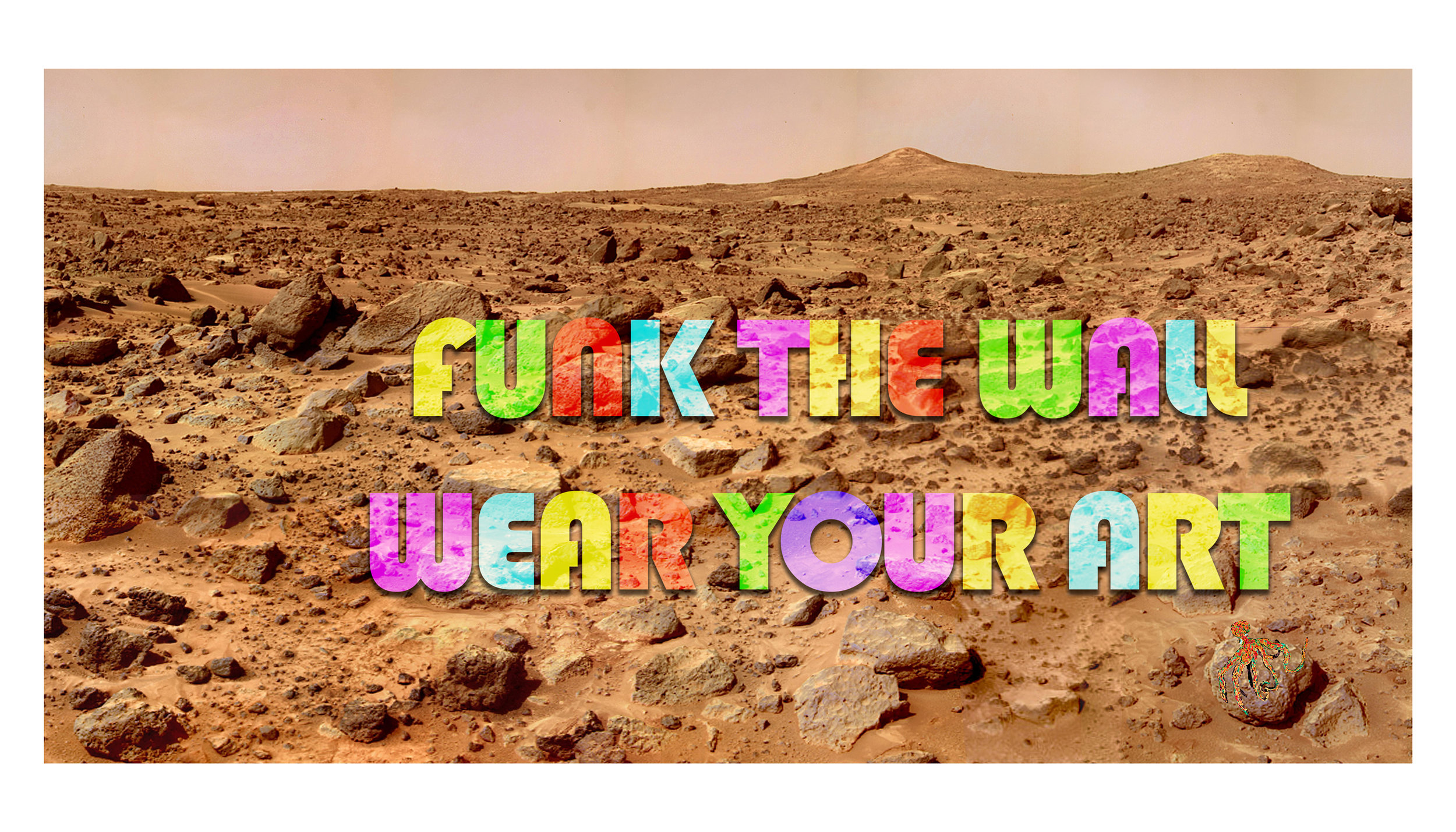 The Motherland of El-Skel and friends. Taken @Funkytown, Sector 69, Mars