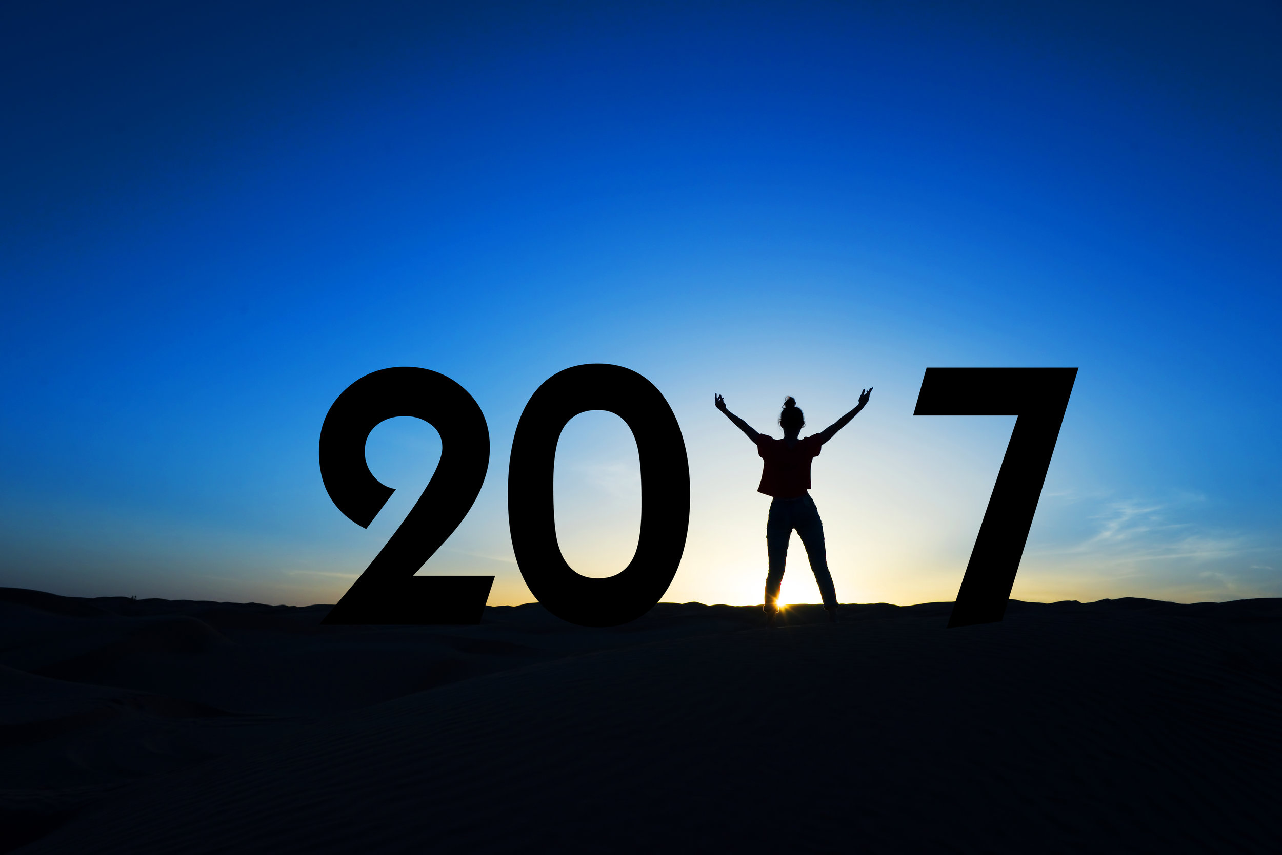 2017 is the year for health!