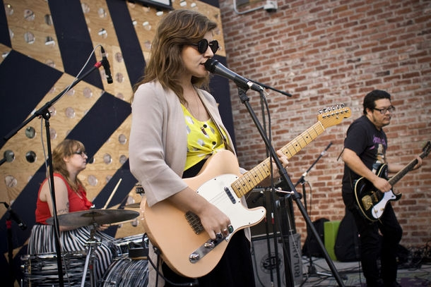 Best Coast & Havaianas at Space15Twenty - music