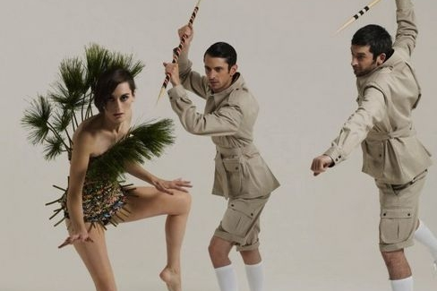 Yelle Takes Us on a French Safari Disco - Music