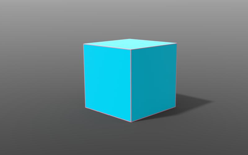 Simple Cube