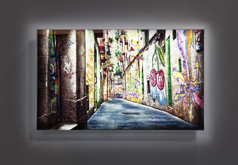 mixed media paintings— DANI COOPERMAN