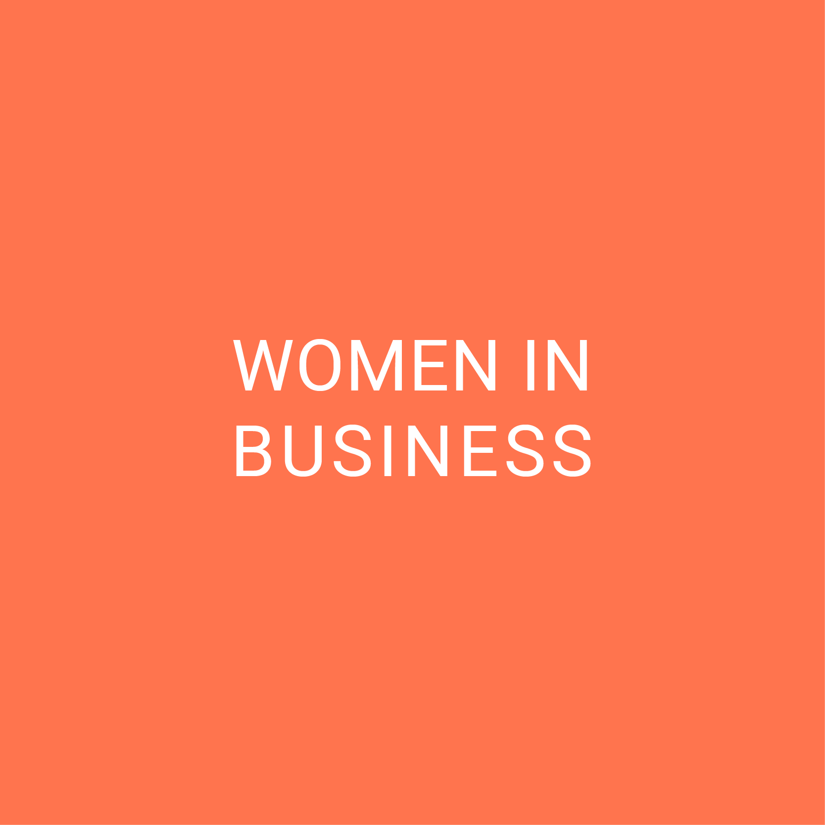 KFive   Women in Business   A space to learn from and be inspired by the women who are currently transforming the contemporary business environment. We hope that by recognising the achievements of these current female leaders we can empower those of the future.