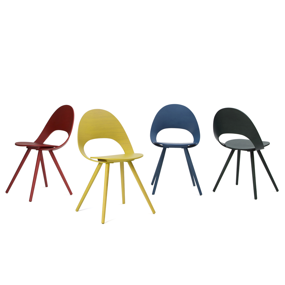 Inno Introducing the Ono chair   Ono is a light wooden chair with welcoming design language rooting strongly to the Scandinavian design tradition giving the chair a touch of history.