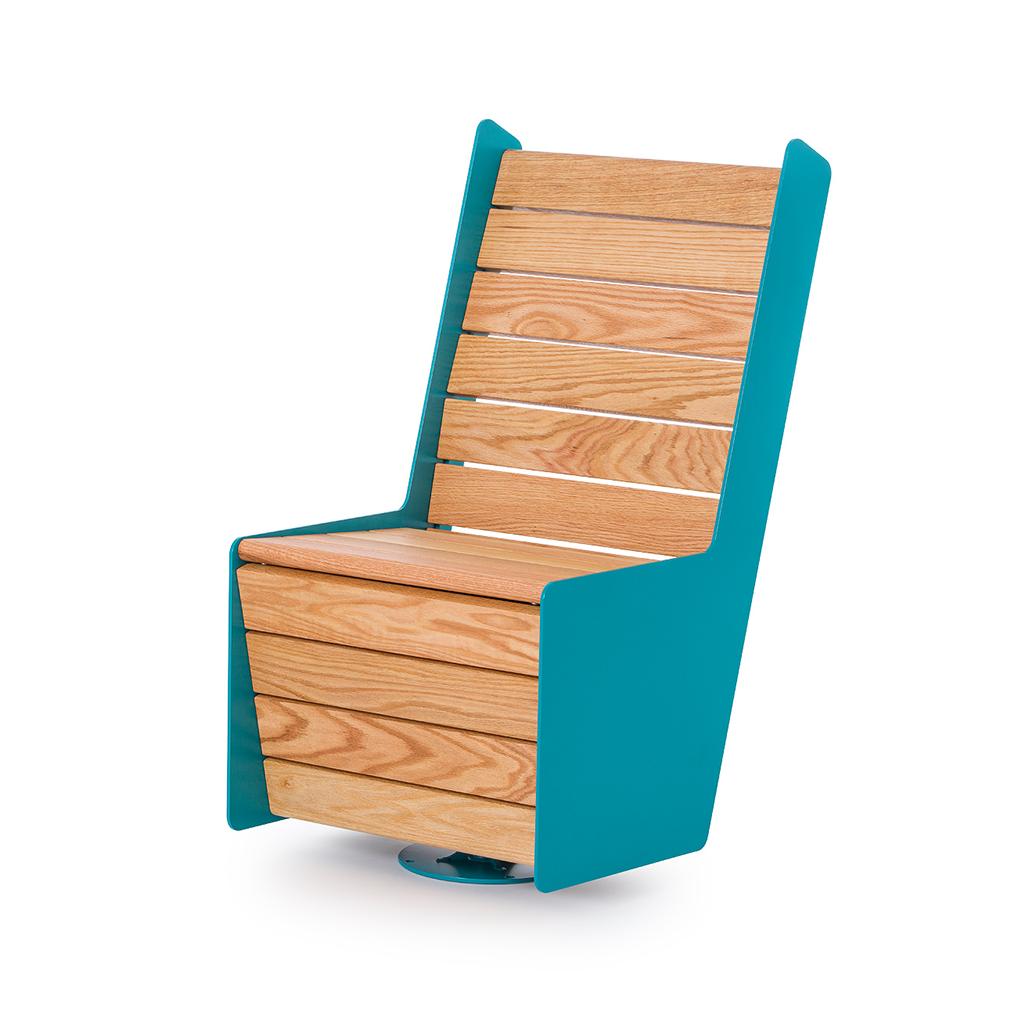 High Swivel Chair   Nola