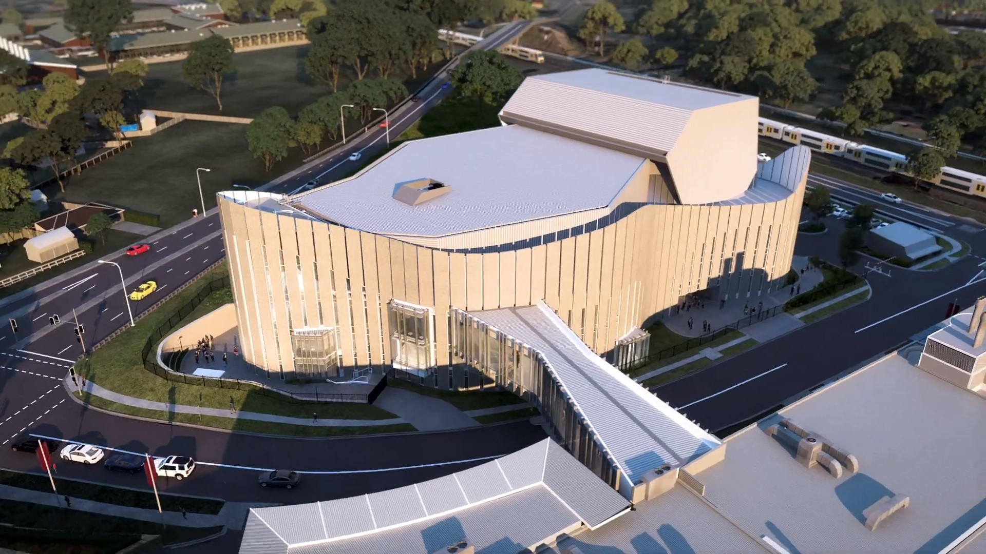 August 2019   Sydney Coliseum   Beautiful in Art Form and technically brilliant. The Sydney Coliseum Theatre, West HQ has been designed with patron, performer, and producer in mind.
