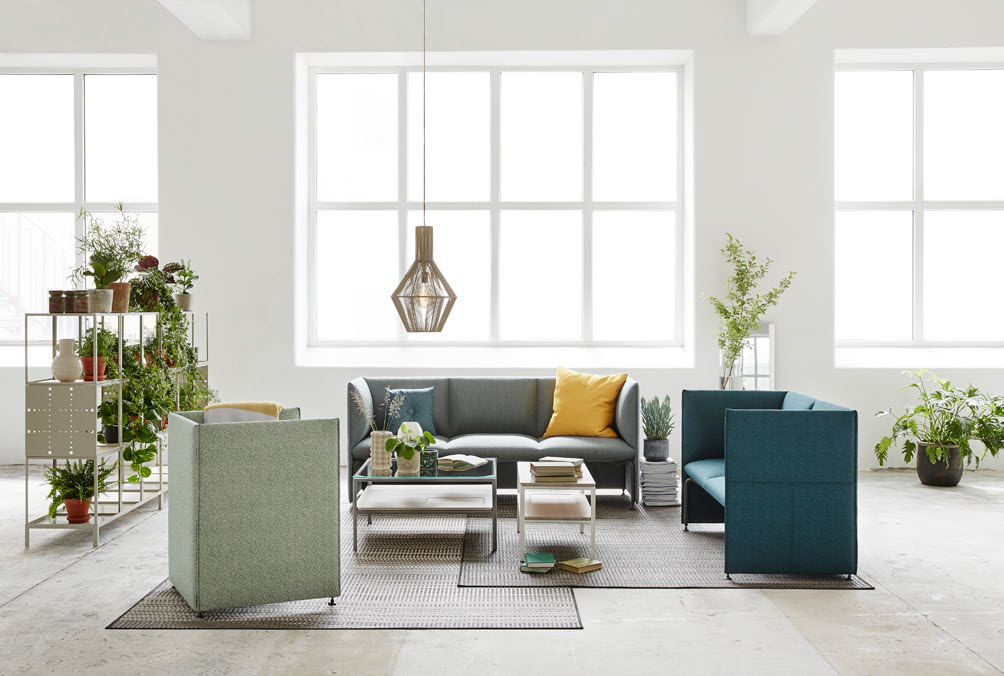 September 2019   Materia Autumn News 2019   The design and furniture company Materia is continuing to develop well thought-out furniture for the modern workplace.