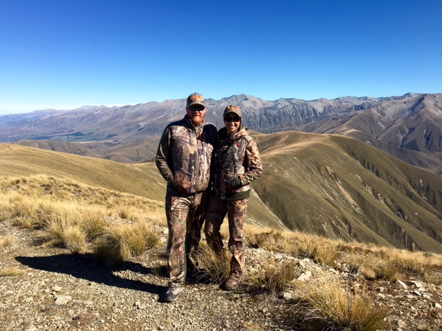 Kevin & Mindy Perry (Nomad Hunt Clothing)