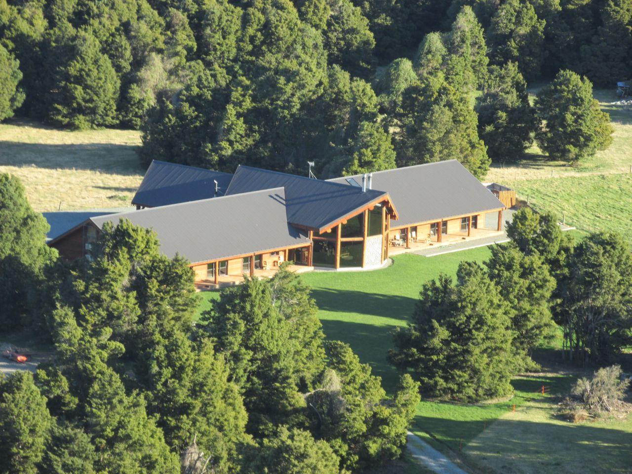 Woodbury Safari Lodge