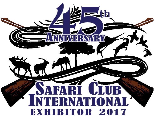 Booth 2067 at the 2017 Safari Club International Convention