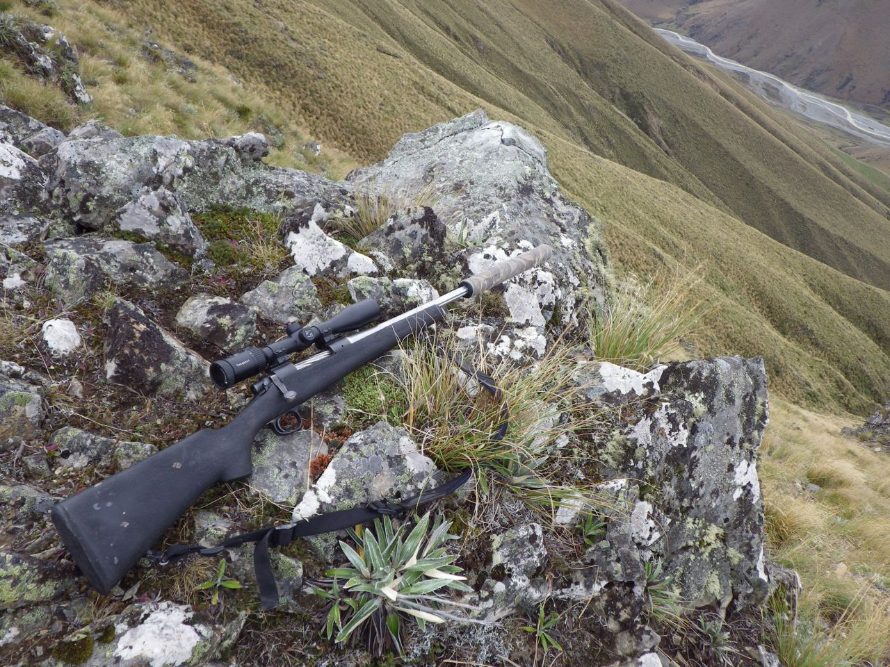 Lodge 25-06 custom Remington 700