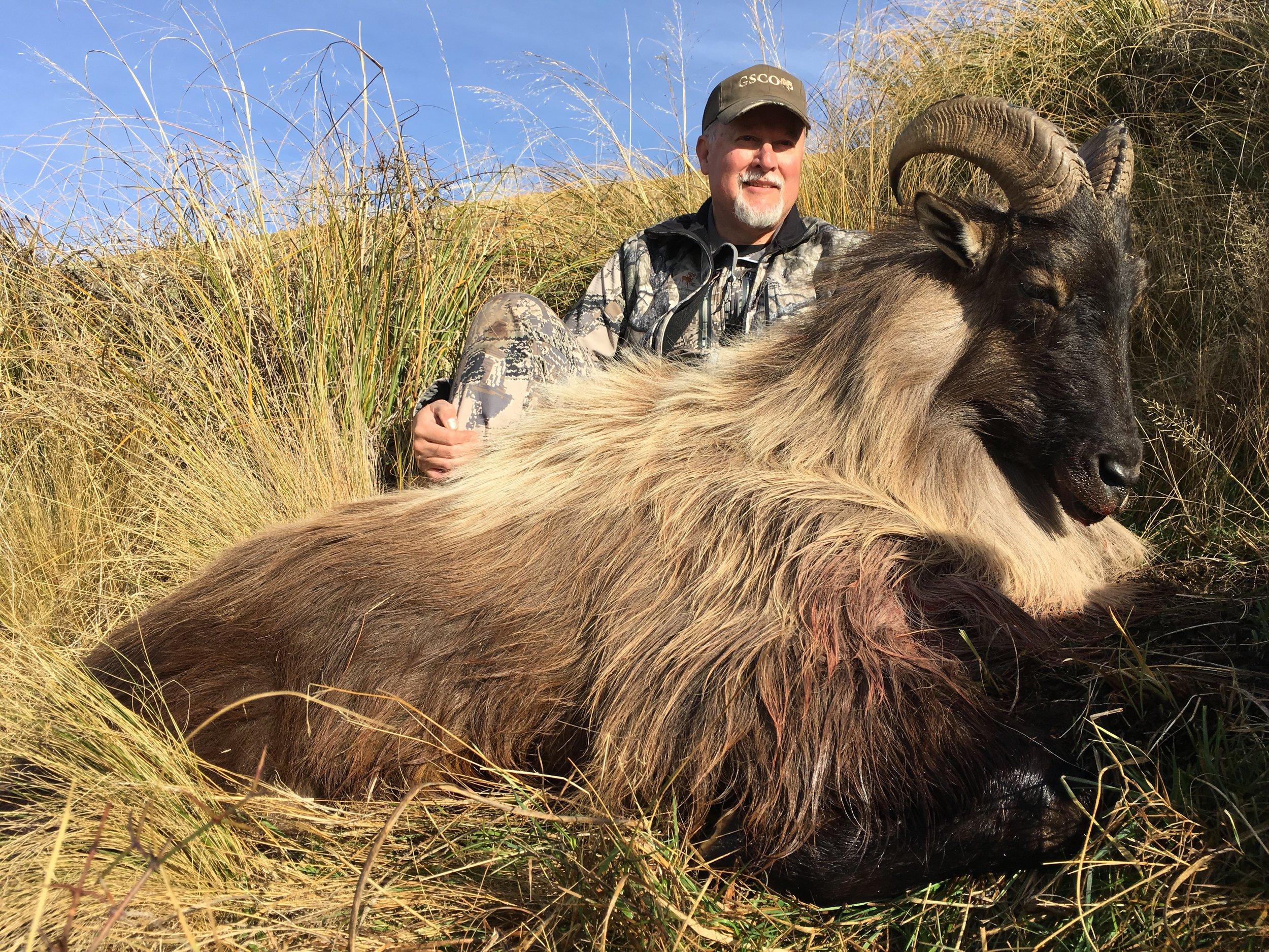 Tony Ward - co owner Monarch Taxidermy, Montana