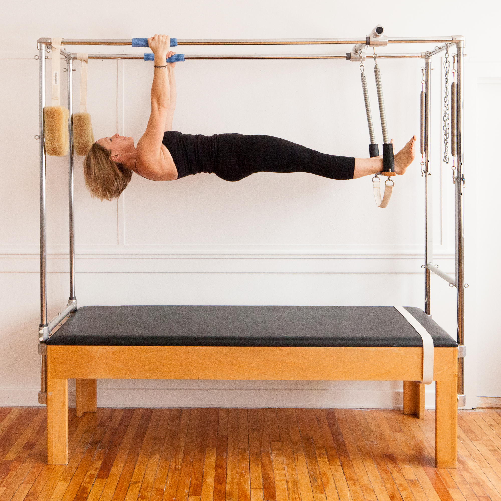 Hanging Pull-Ups - 1