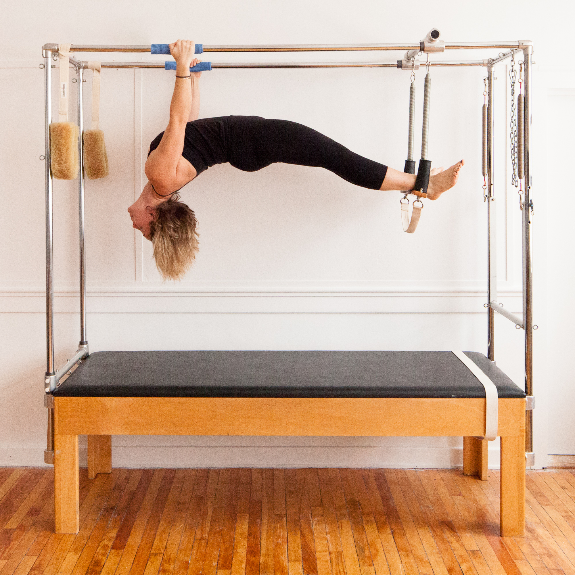 Hanging Pull-Ups - 2
