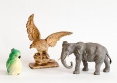 Parakeet, Flying Eagle and Elephant - Exercises