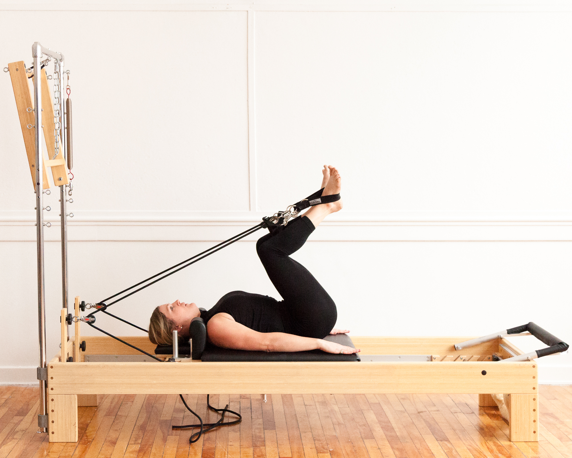 Short Spine on Reformer