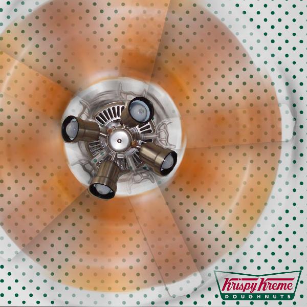 Krispy Kreme Fan