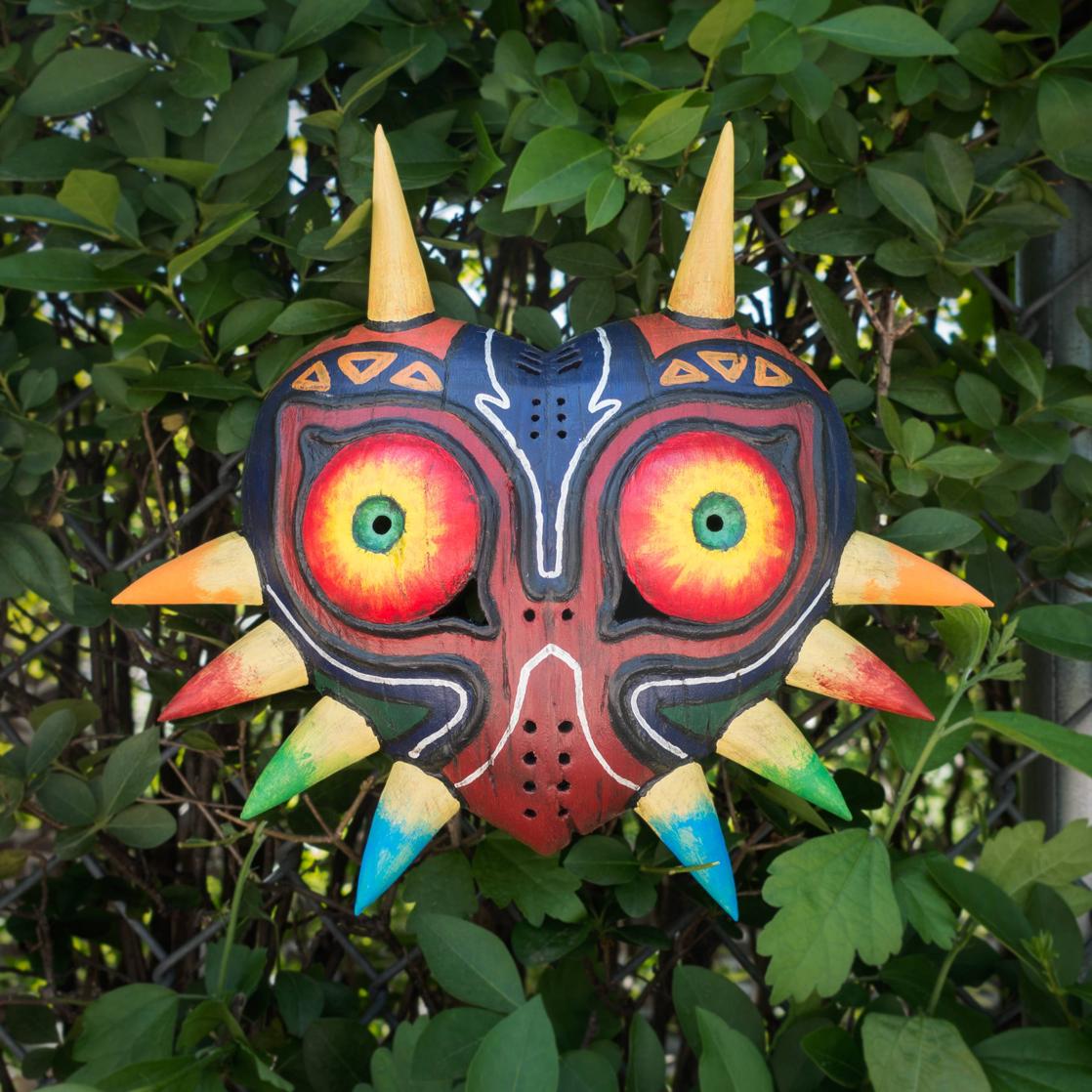 3D Printed Majora's Mask
