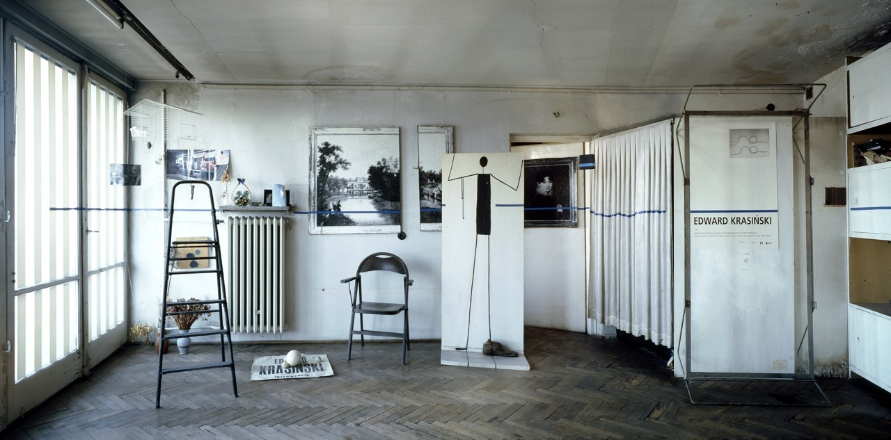 Avant-garde Institute - Edaward Krasinski Studio fot. Jan Smaga & Aneta Grzeszykowska Courtasy of Foksal Gallery Foundation