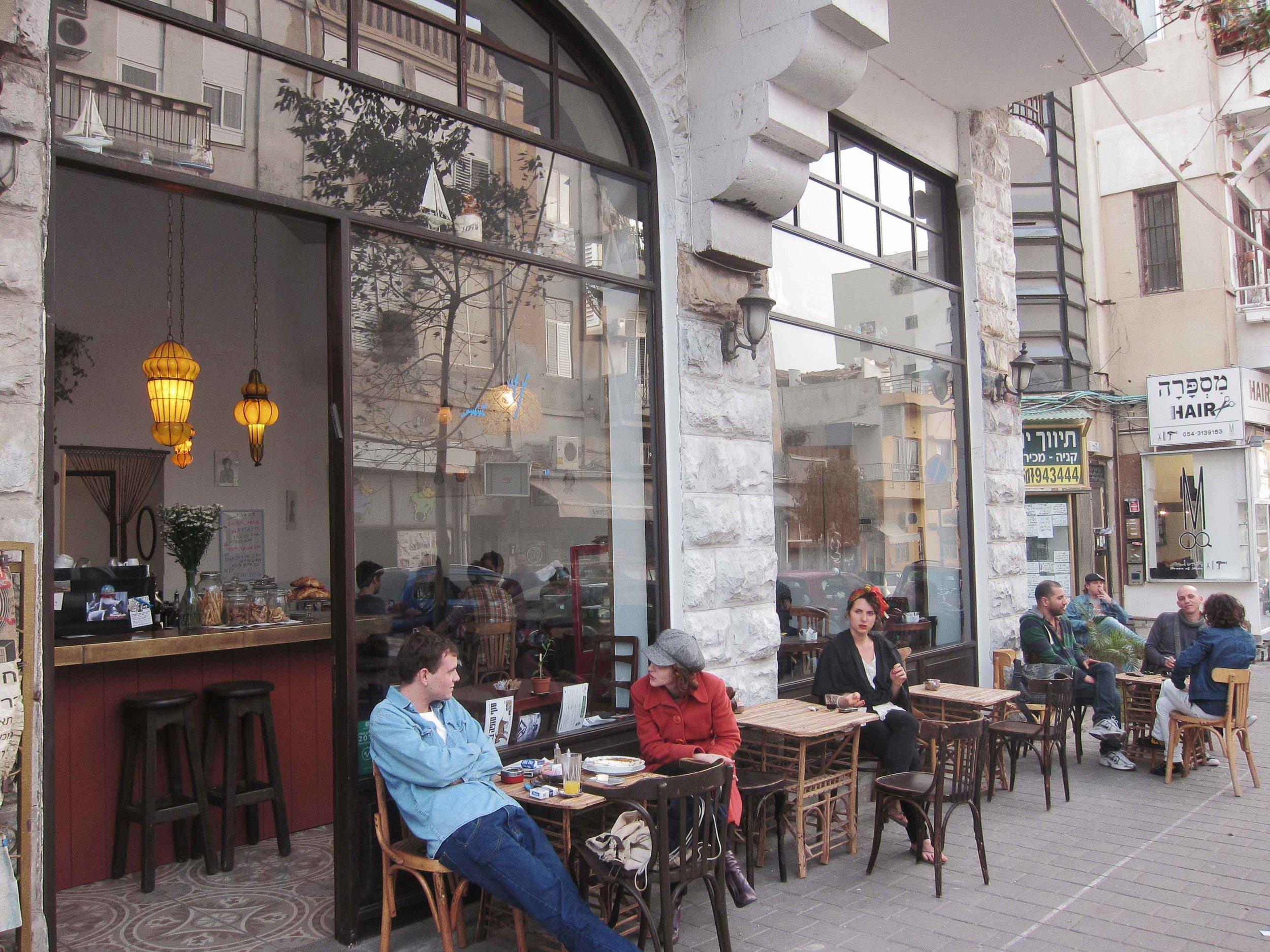 Sheleg Cafe