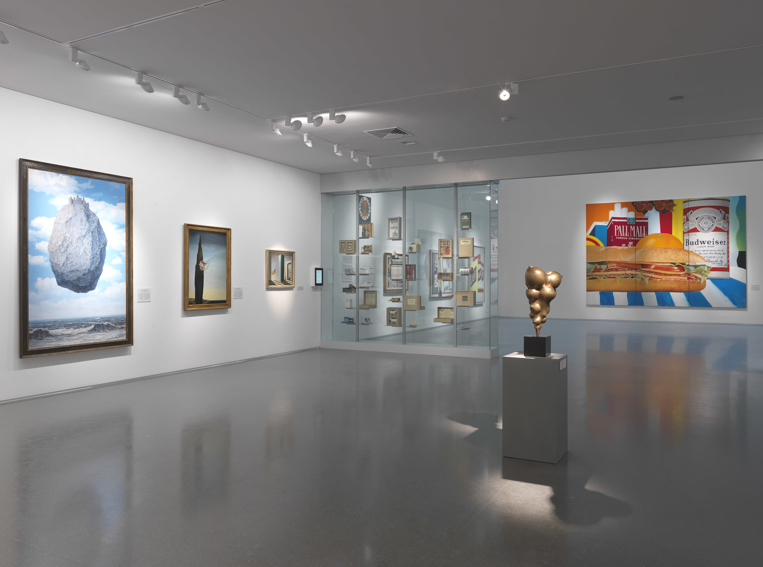 View of Modern Art Gallery,photo by Elie Posner