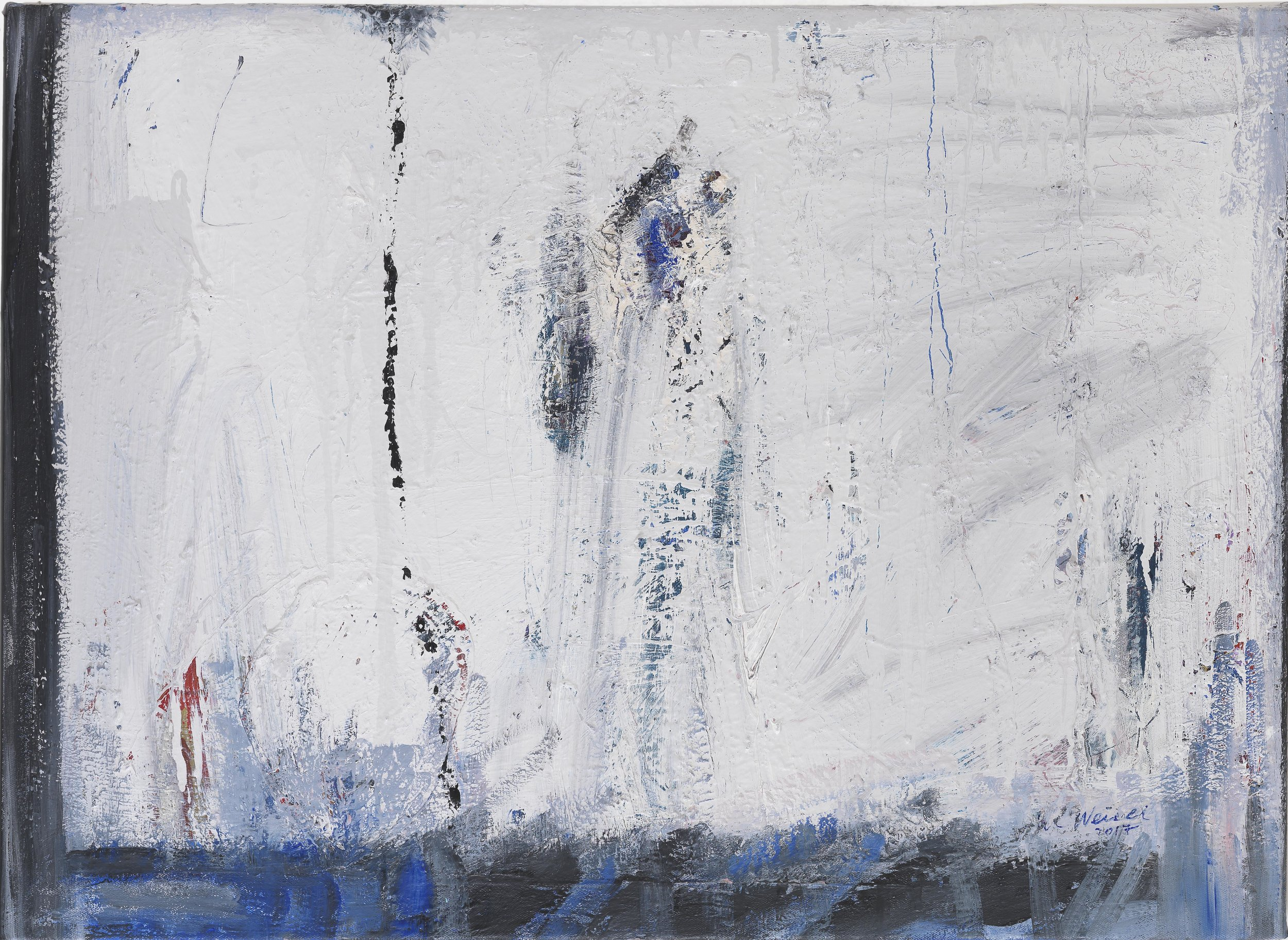 Mindy Weisel at Rosenbach Untitled