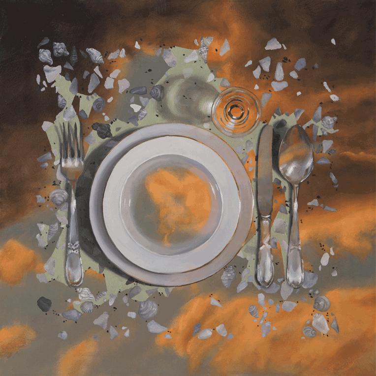 """Yael Oren,""""Four Elements"""""""
