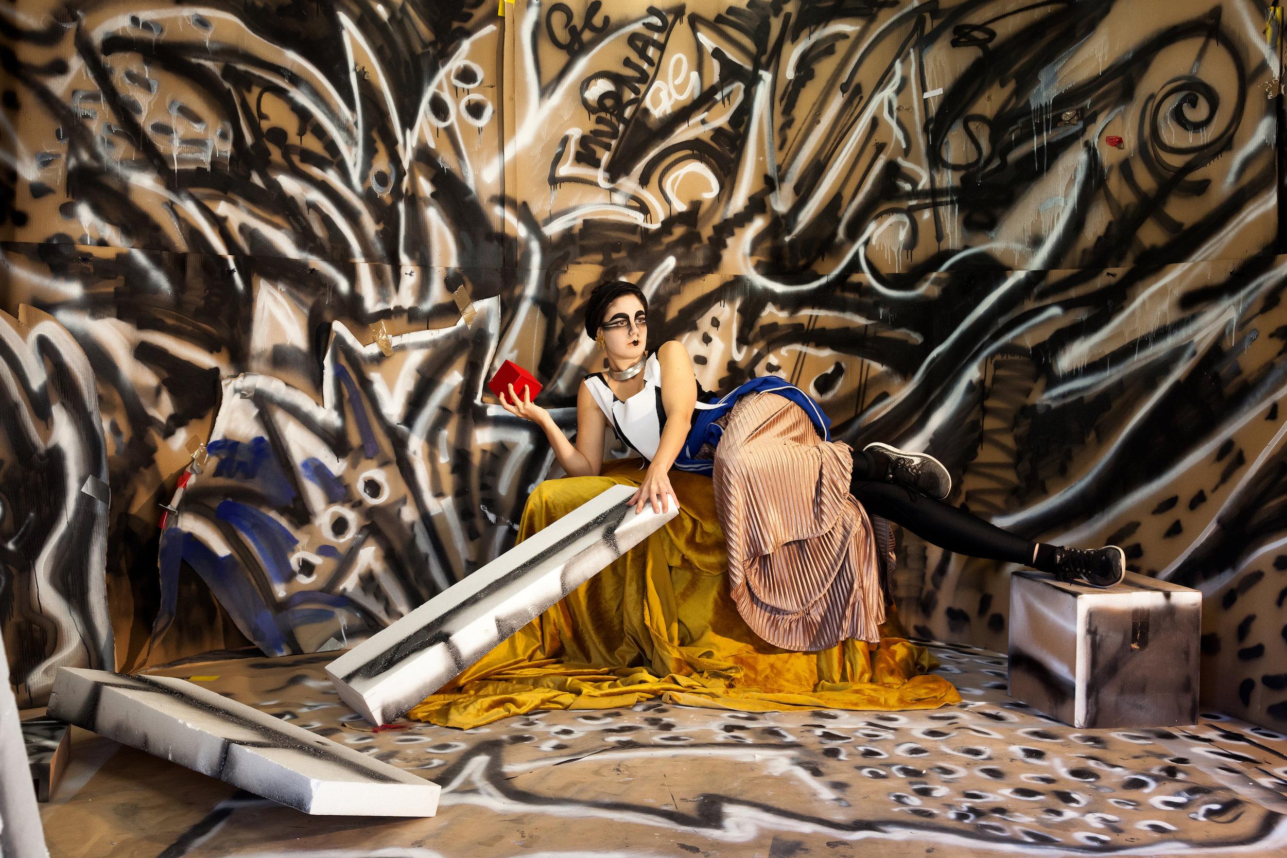 TCB Art Inc. - Georgina Cue - Stages (1)