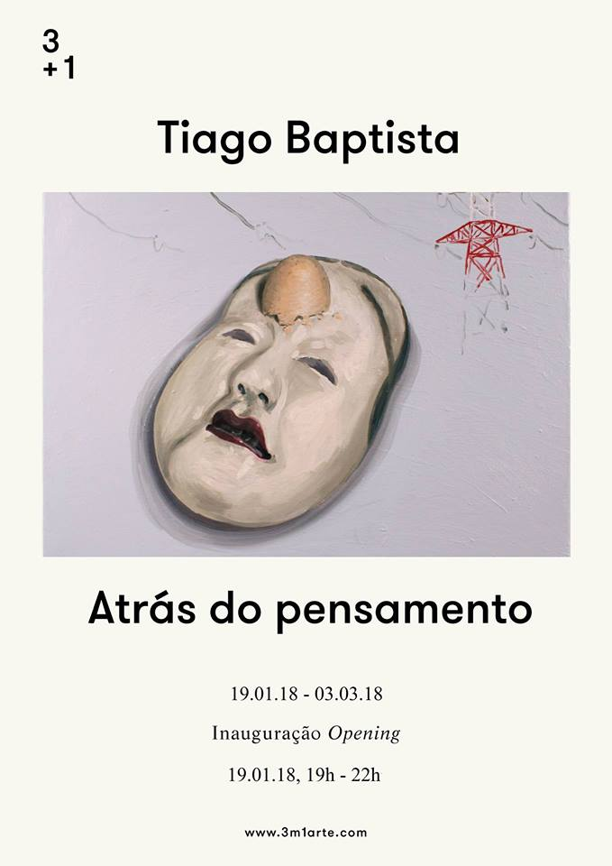 Tiago Baptista at 3+1 Contemporary Art