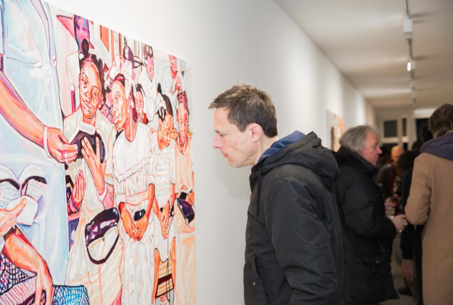 Photo courtesy of Ron Mandos Gallery, Amsterdam
