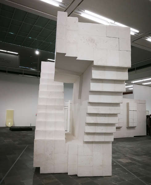 Untitled (stairs) ©Alexandra Matzner for ARTinWORDS
