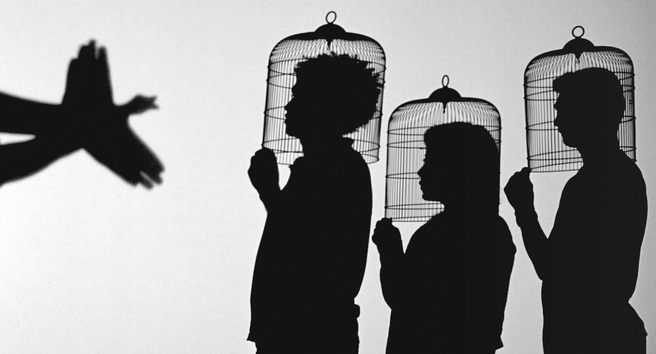 Javier Téllez, Shadow Play, 2014. Film installation, 35 mm film projection. Film still, courtesy of the artist and Peter Kilchmann galerie, Zurich © Javier Téllez