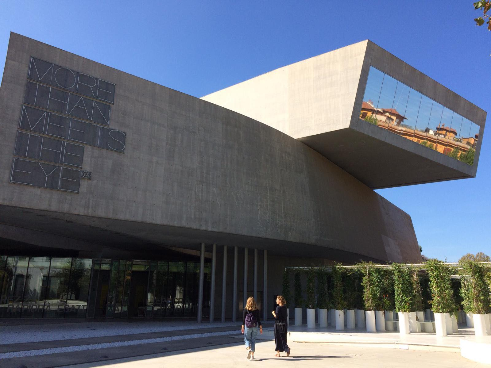 MAXXI. Photo by Kef Israel.