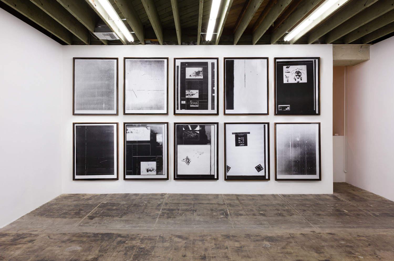 Exhibition photo, work by Erlea Maneros Zabala