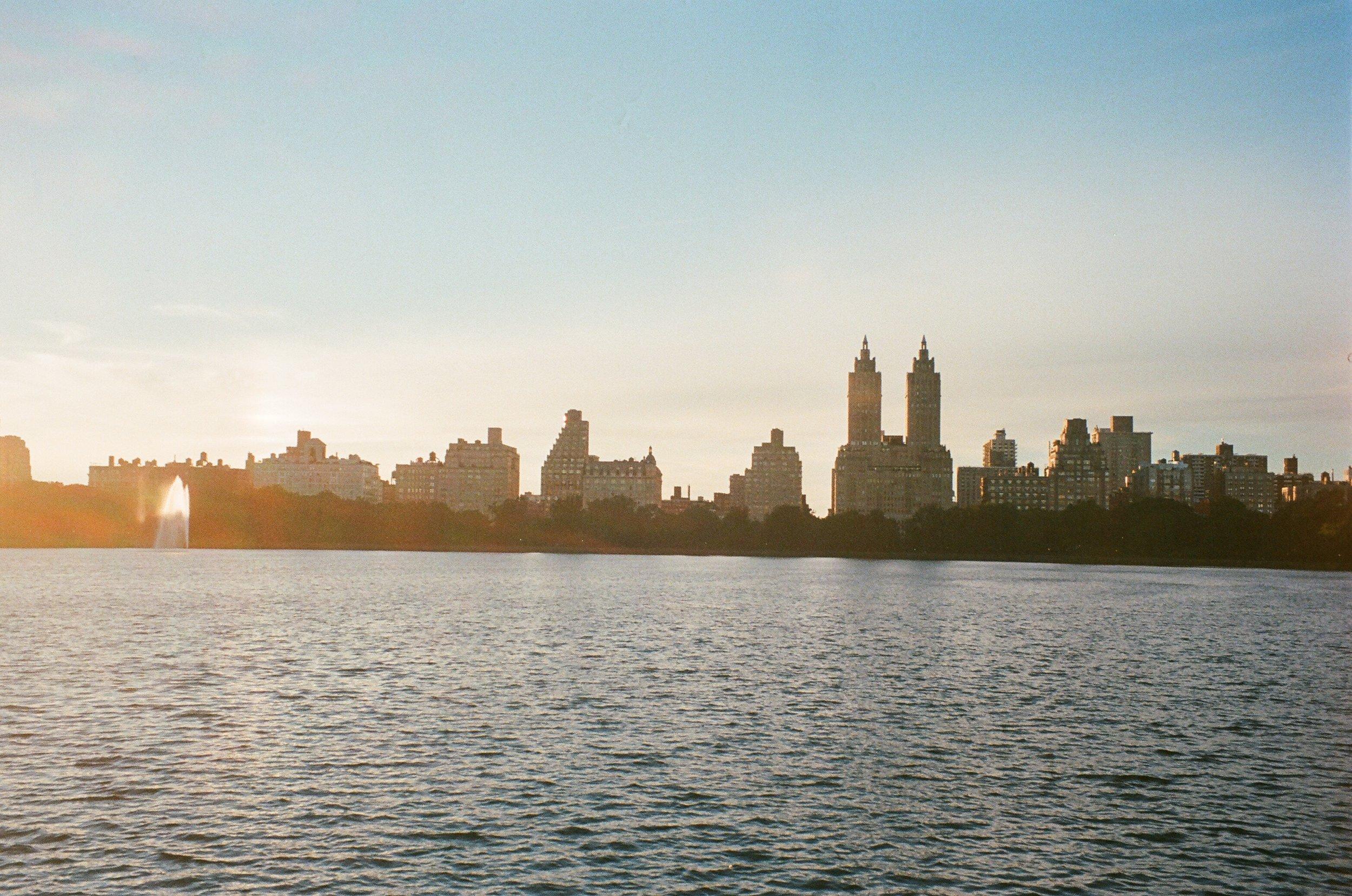 Jacqueline Kennedy Onassis Reservoir at Central Park