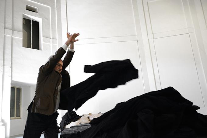 exhibition 2 - Jannis Kounellis, Centro Arti Visive Pescheria, Pesaro 2016. Foto Michele Alberto Sereni.jpg