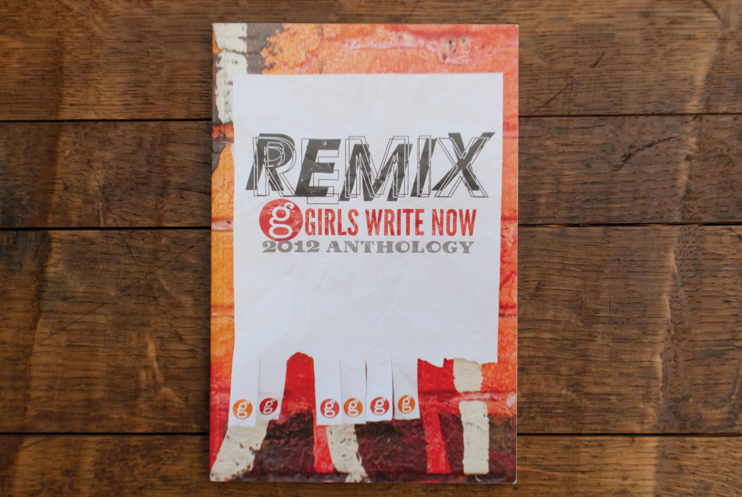 Book Design, Girls Write Now