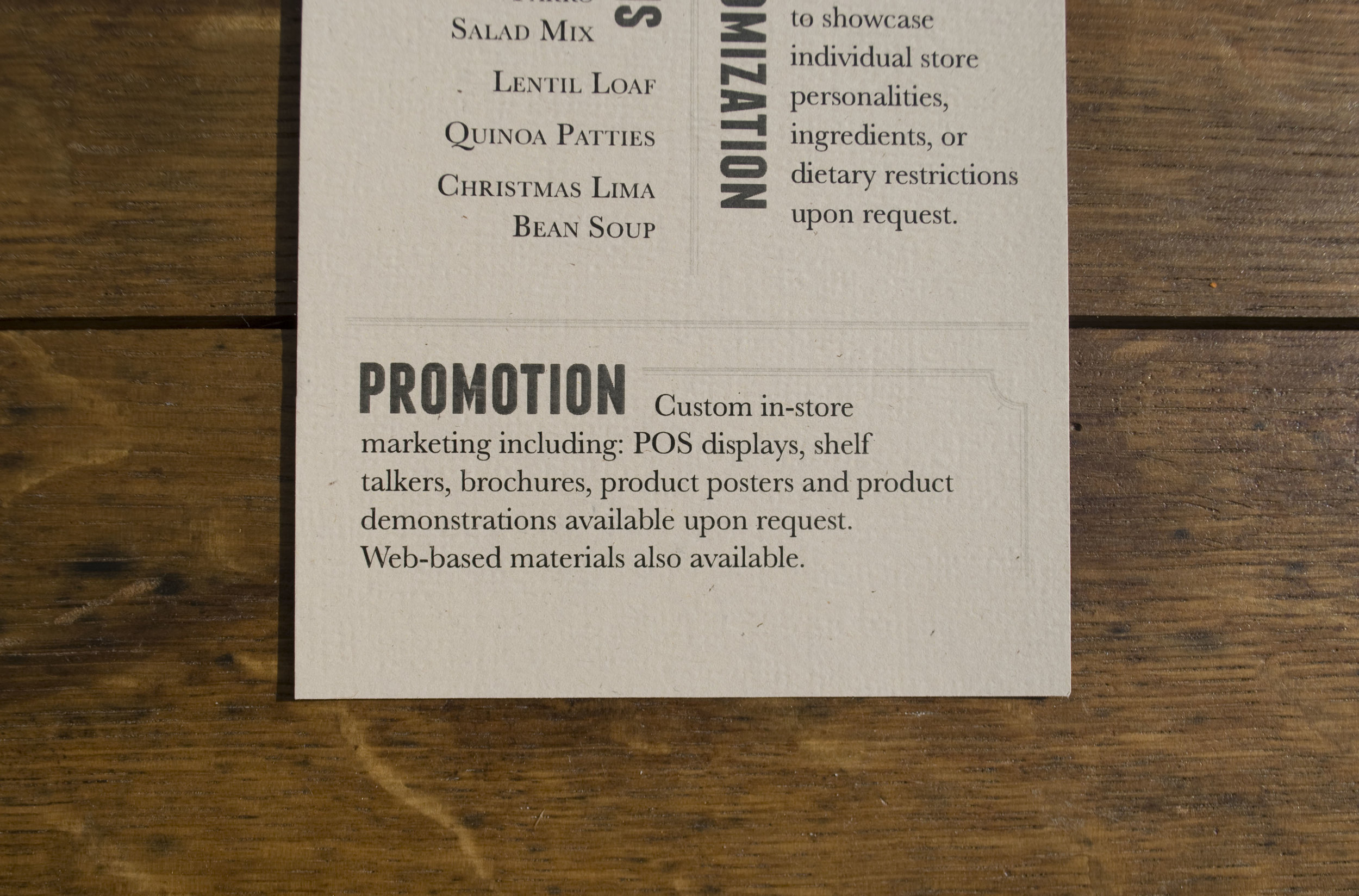 price list detail